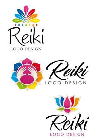 228 Reiki Hands Stock Vector Illustration And Royalty Free Reiki.