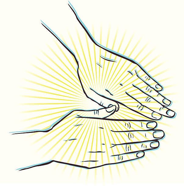 Top 60 Reiki Clip Art, Vector Graphics and Illustrations.