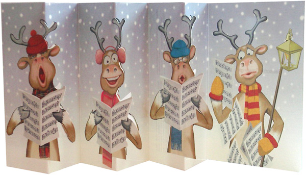 Charity Christmas Cards for 2007.