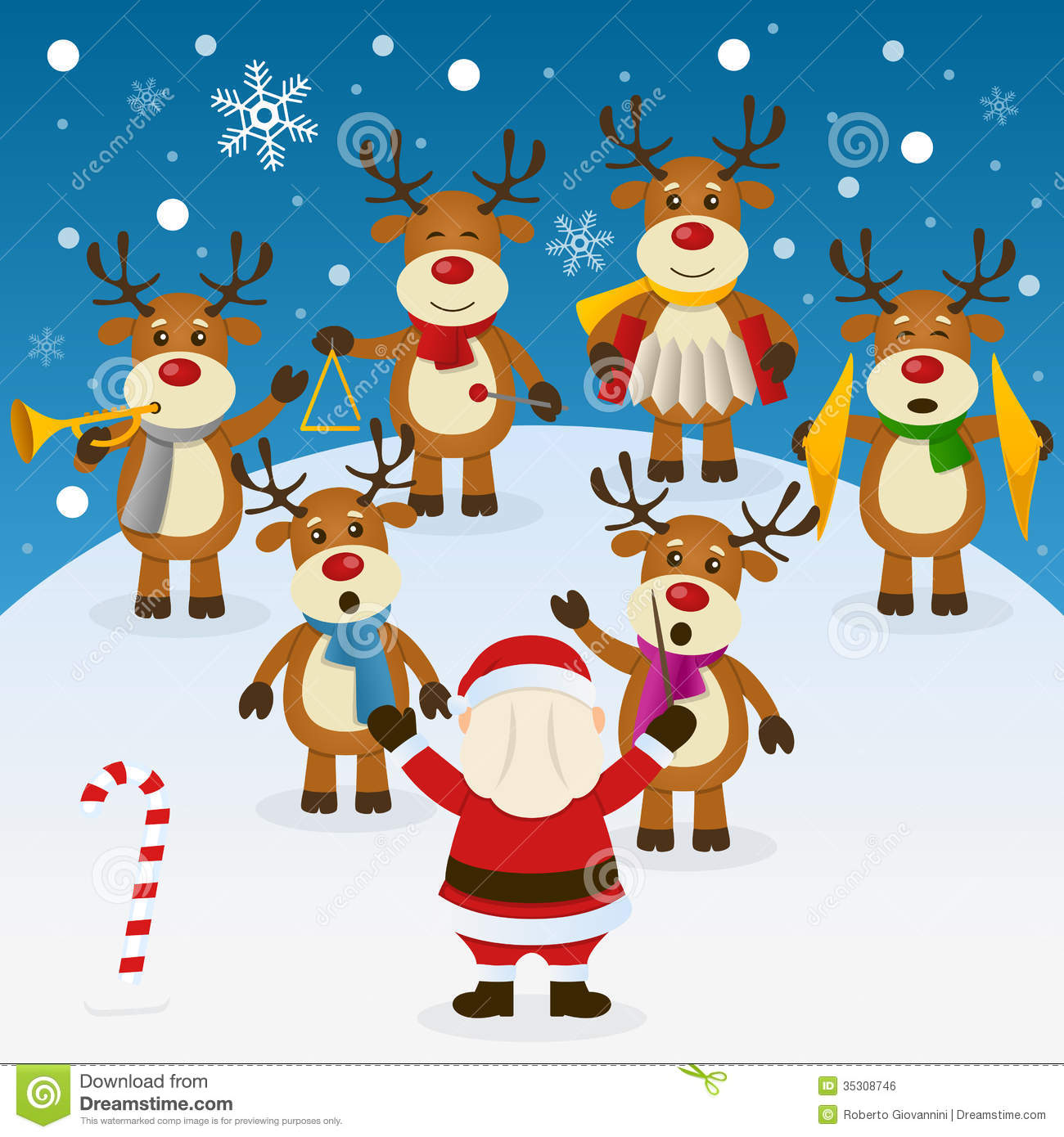 Showing post & media for Christmas singing cartoon.