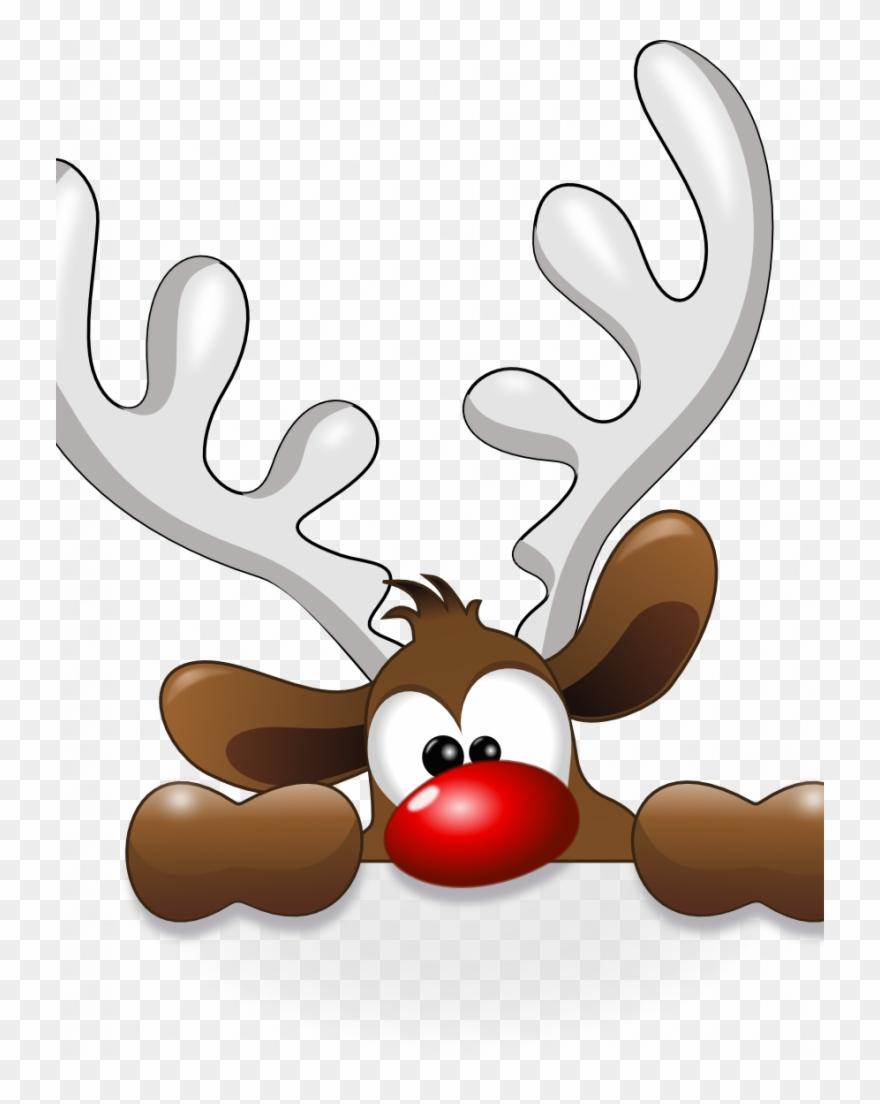 Free Reindeer Clipart Reindeer Santa Claus Clip Art.