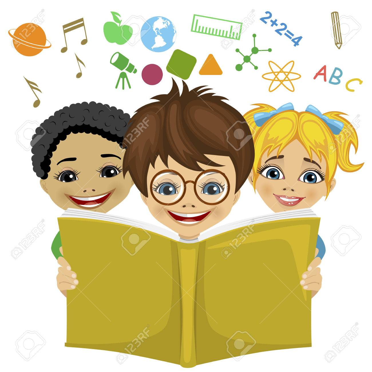 Clipart Related To Education.
