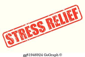 Stress Relief Clip Art.