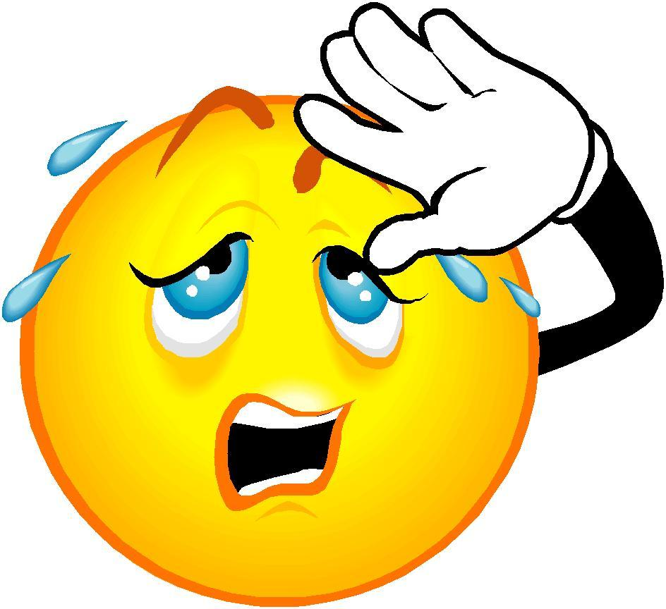 Sigh of relief clipart 2 » Clipart Portal.