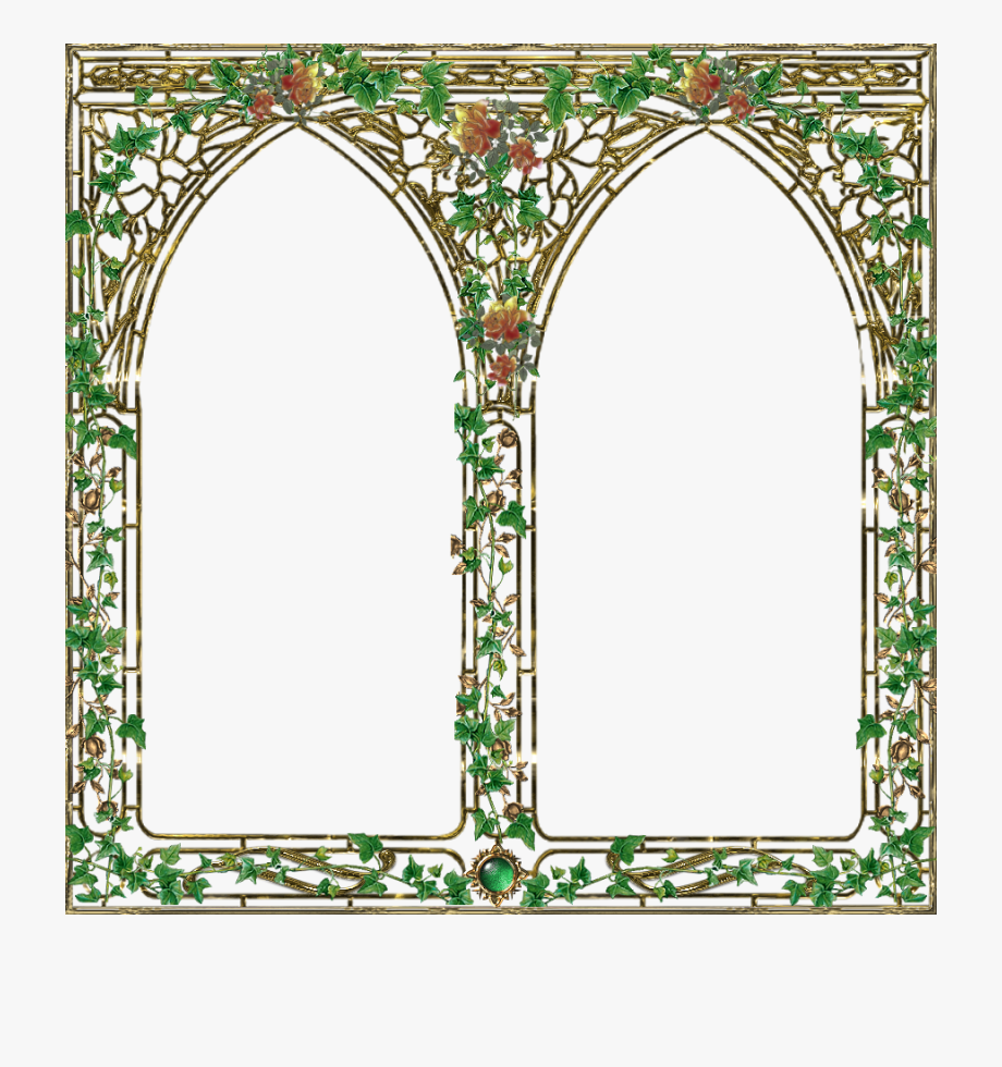 Religious Borders And Frames Clipart.