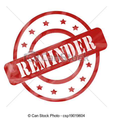clipart reminder icon #2