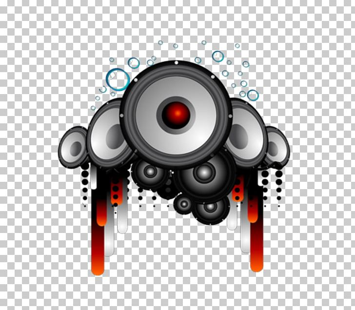 Disc Jockey Loudspeaker DJ Mix Remix PNG, Clipart, Audio.