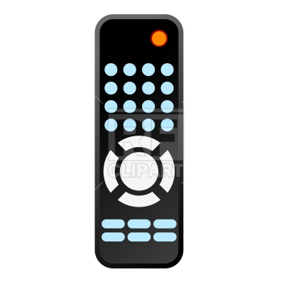 Remote Control Stock Vector Image.