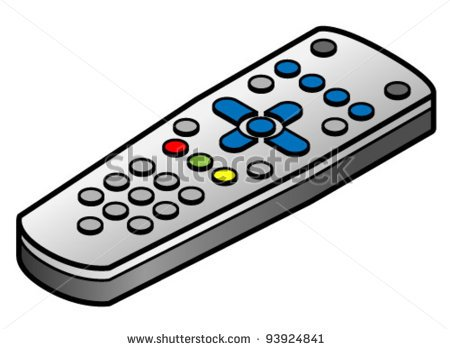 Clipart remote control 3 » Clipart Portal.