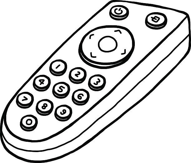 Remote control clipart 3 » Clipart Station.