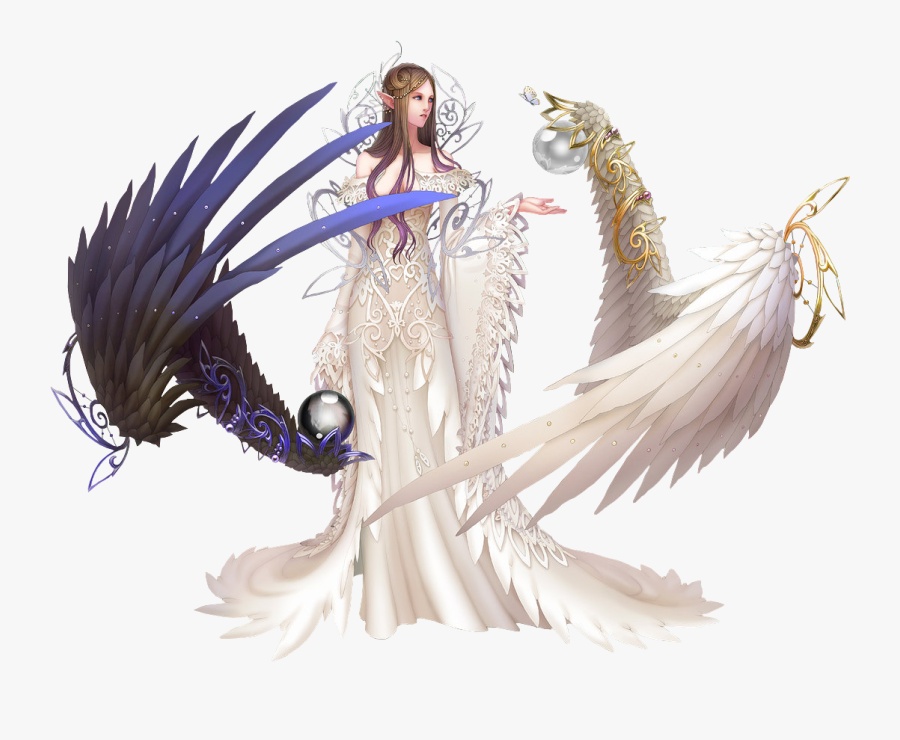 Fantasy Angel Png Clipart.