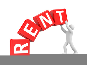 Apartments For Rent Clipart.