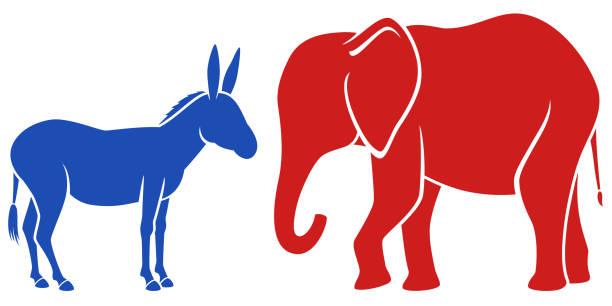 Best Republican Elephant Illustrations, Royalty.