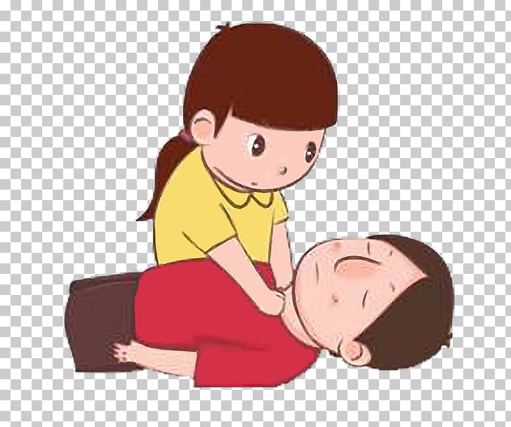 Cardiopulmonary resuscitation First aid , Rescue the.
