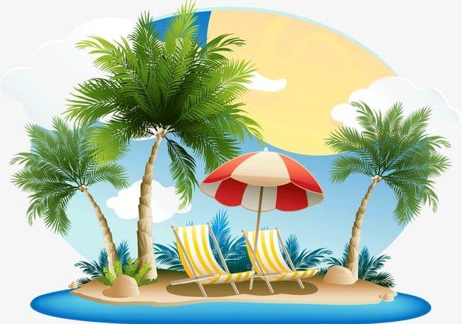 Seaside Beach Resort PNG, Clipart, Beach, Beach Clipart.