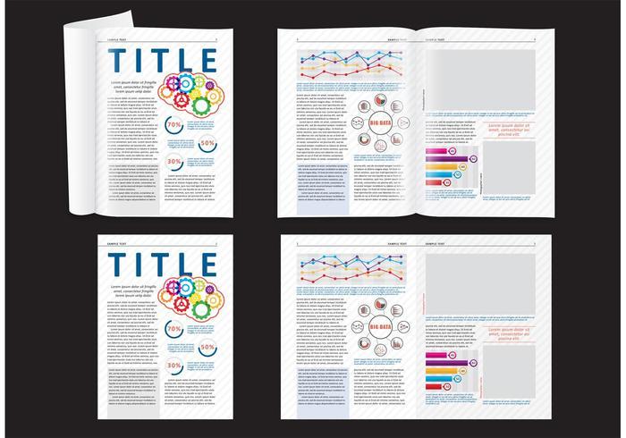 Science Magazine Layout.