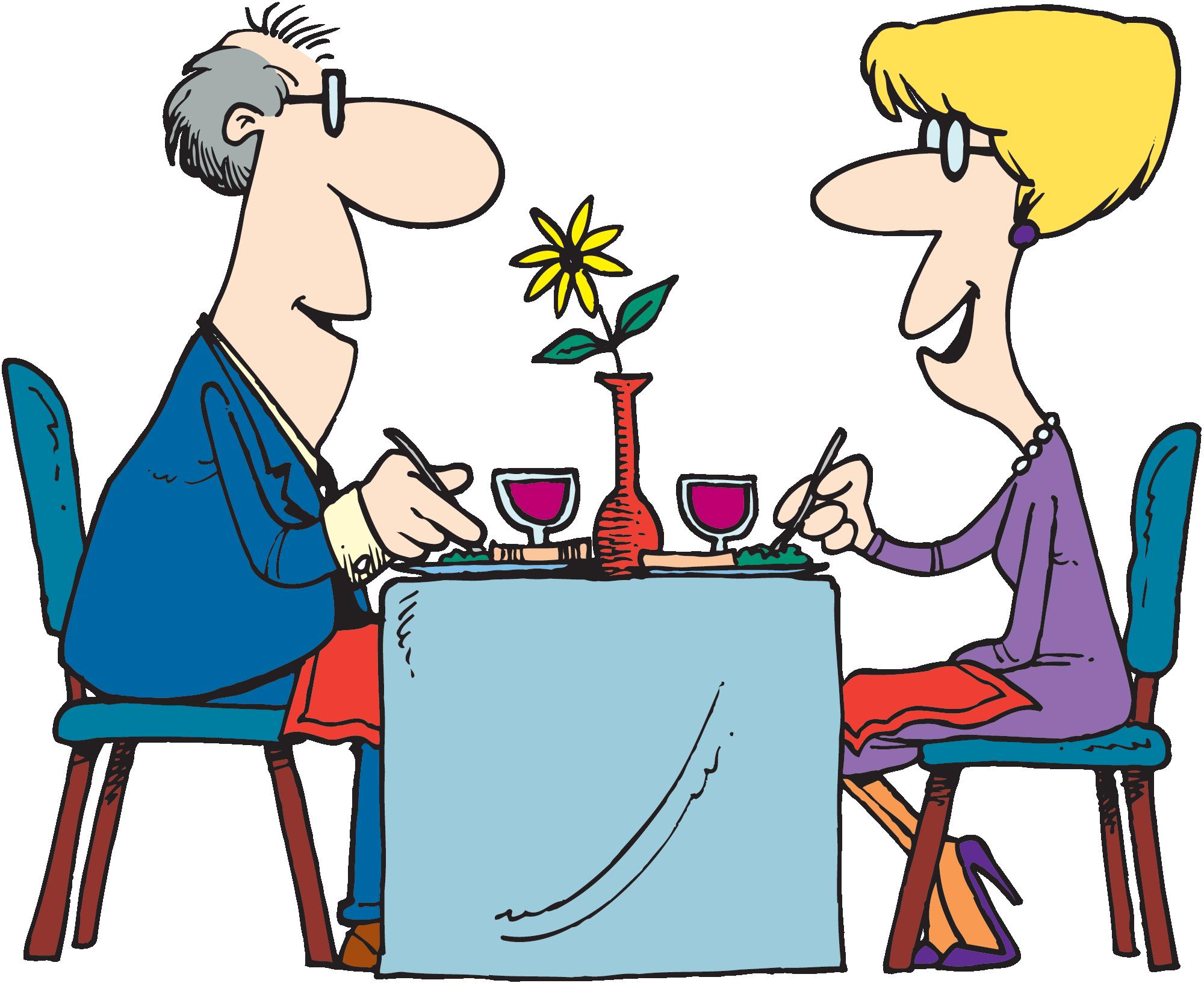 Furniture clipart restaurant table, Furniture restaurant table.