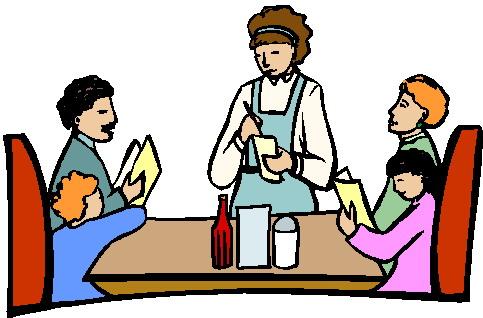 Restaurante Clip Art Gif Gifs Animados Restaurante 1075210.