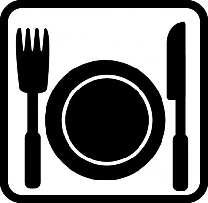 Clipart restaurante 1 » Clipart Portal.