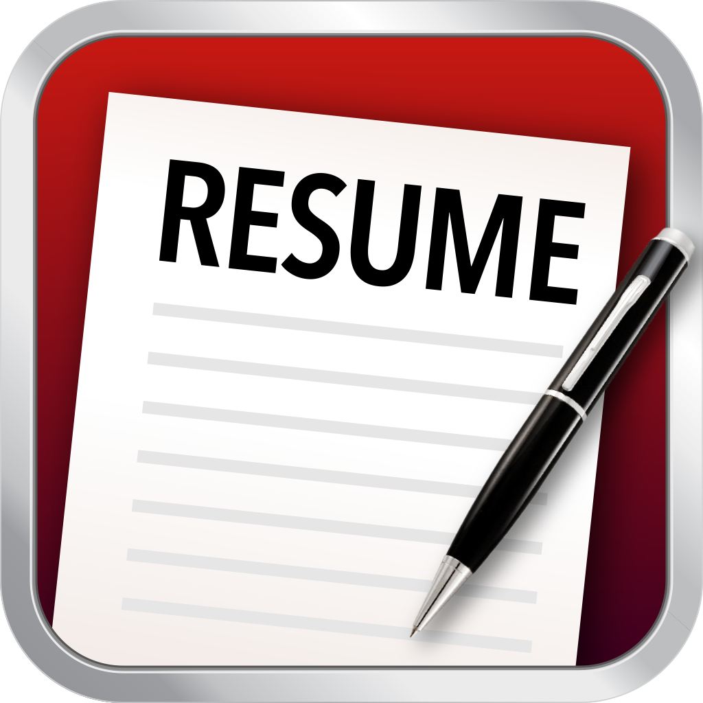 Resume Clipart Free.