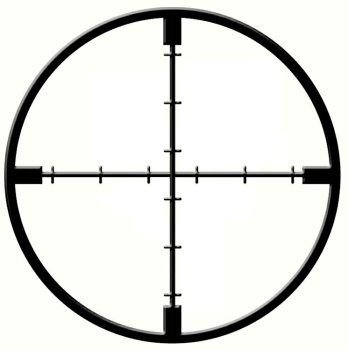 Free Crosshairs Clipart.
