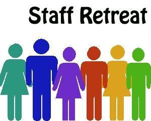 Leadership clipart staff retreat.