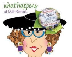 Image result for quilt retreat clipart.
