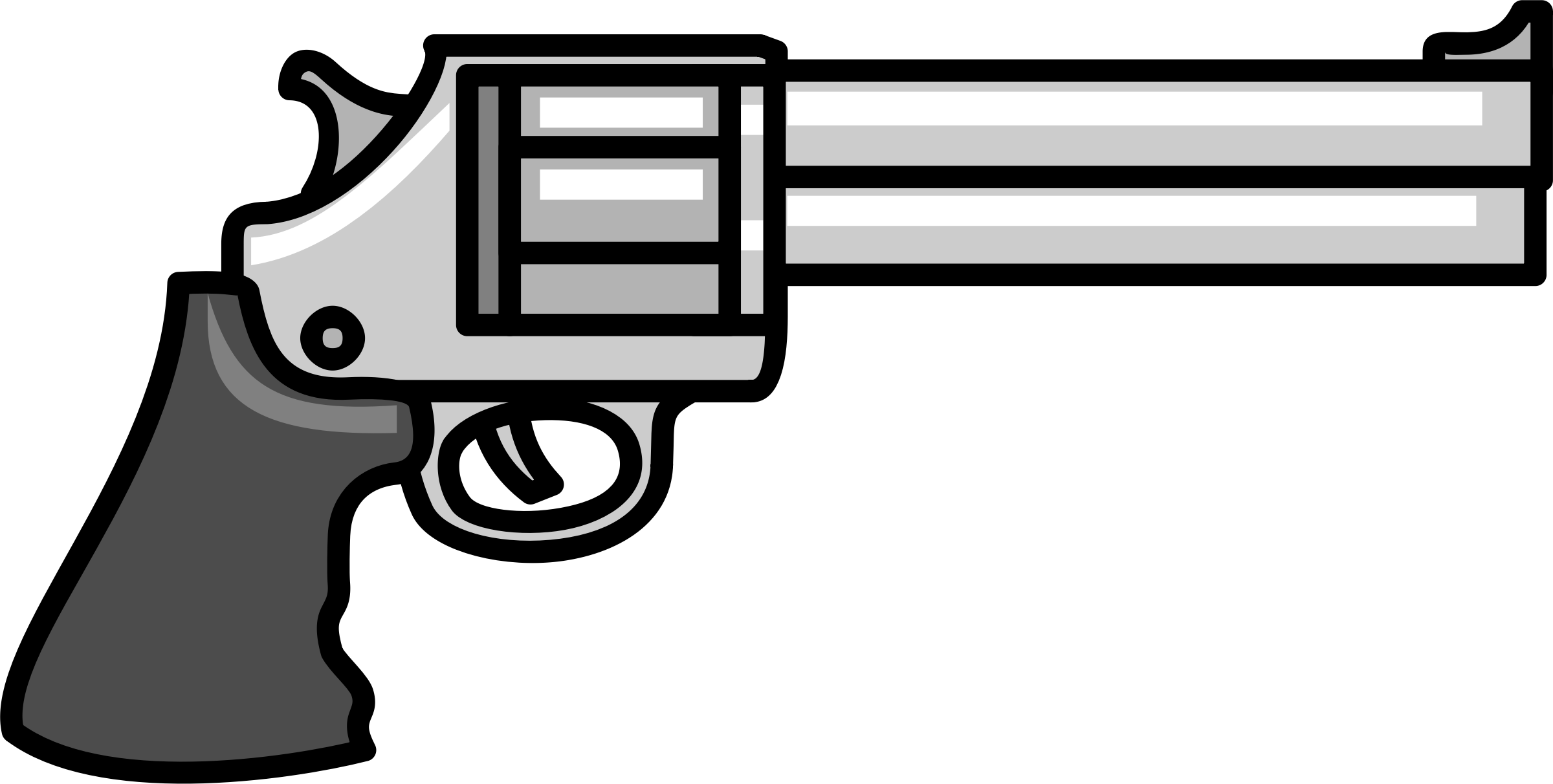 Pistol clipart clip art, Pistol clip art Transparent FREE.