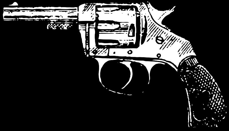 Free Clipart: Revolver.