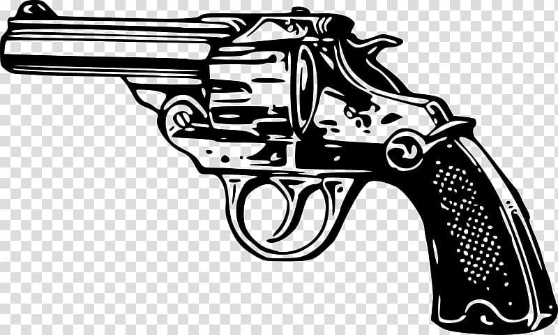 Handgun Pistol Clip , Handgun transparent background PNG.