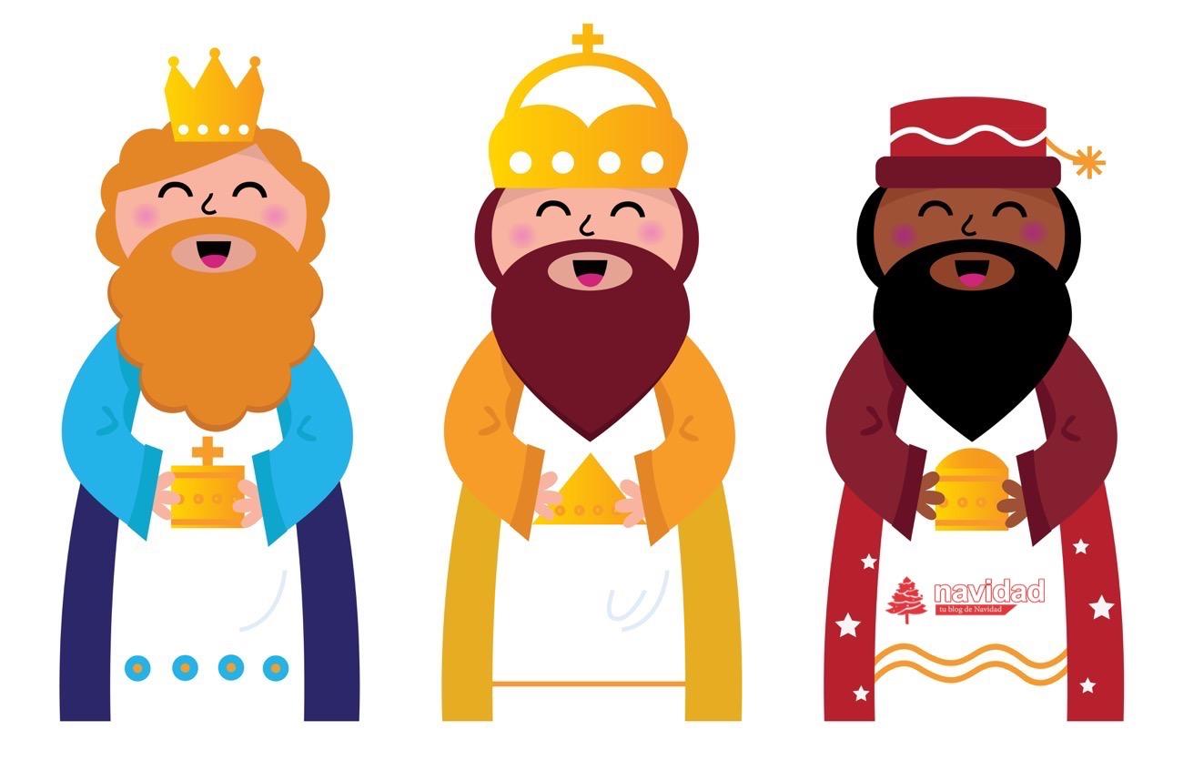 Cómo mantener la ilusión por los Reyes Magos de los niños.