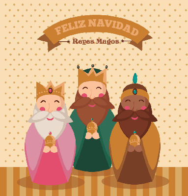 clipart reyes magos #17