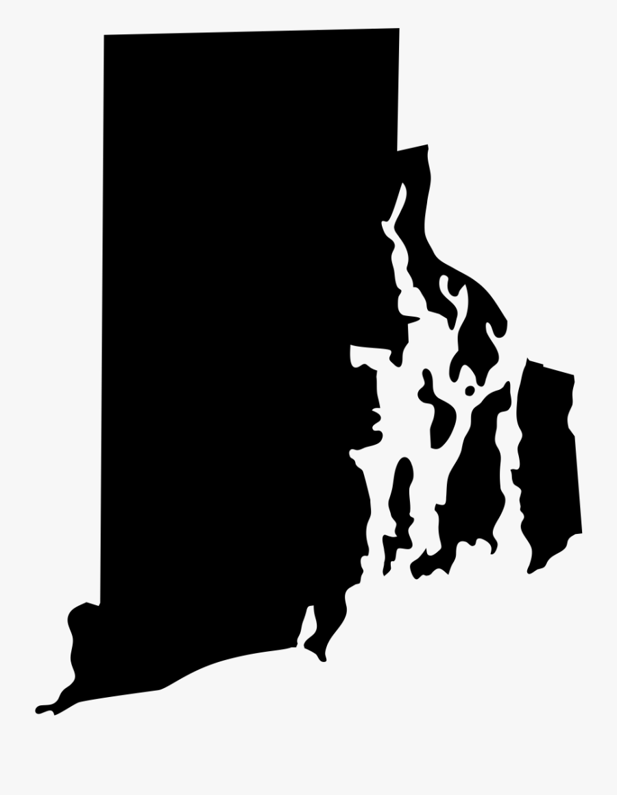 Transparent Island Silhouette Png.