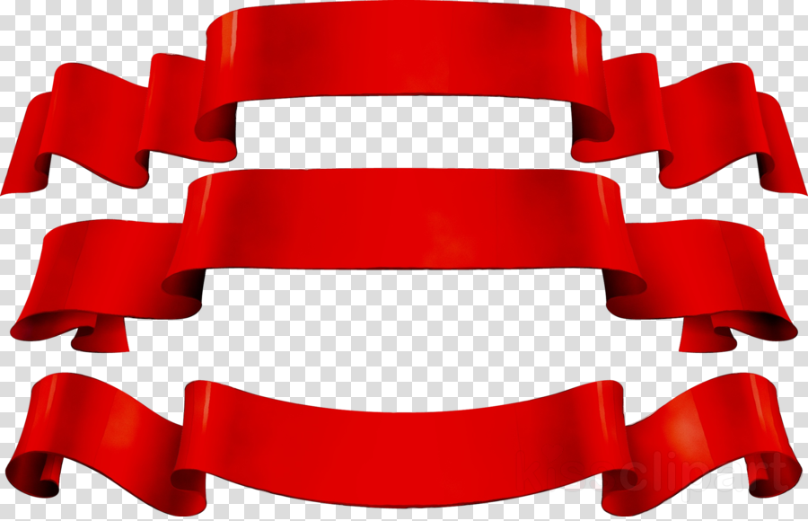Red Background Ribbon clipart.