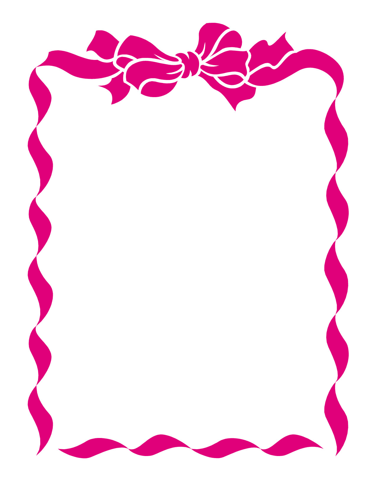 Free Border Ribbon Cliparts, Download Free Clip Art, Free Clip Art.
