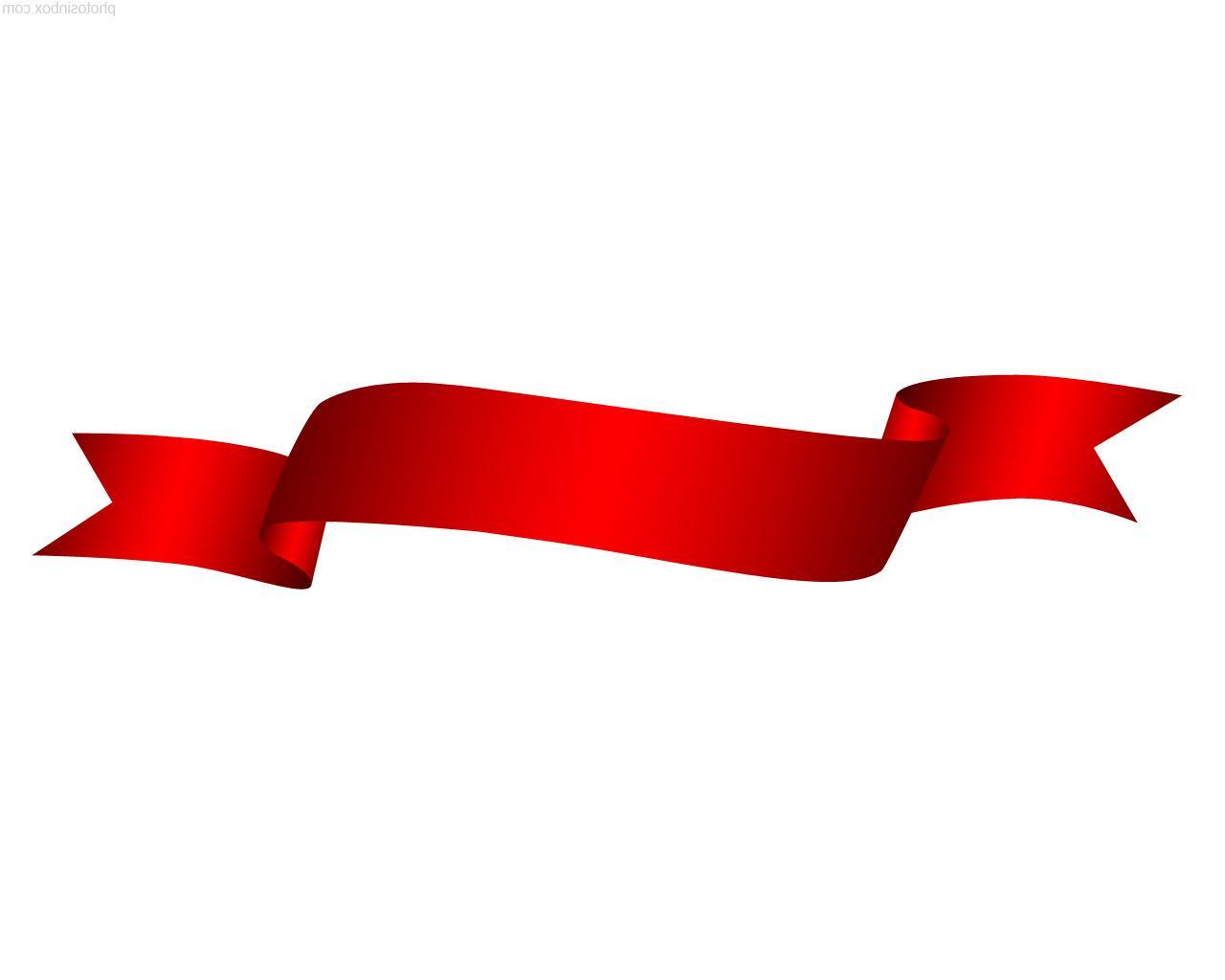 11069 Ribbon free clipart.