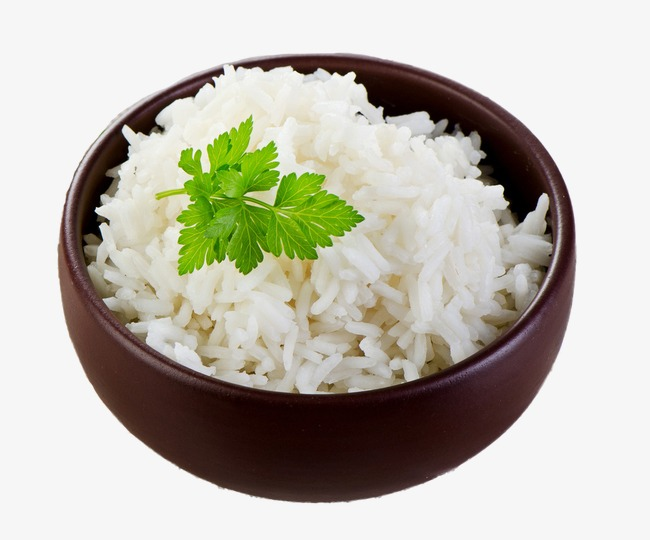 Rice, Rice Clipart, Cooked Rice, White R #106144.