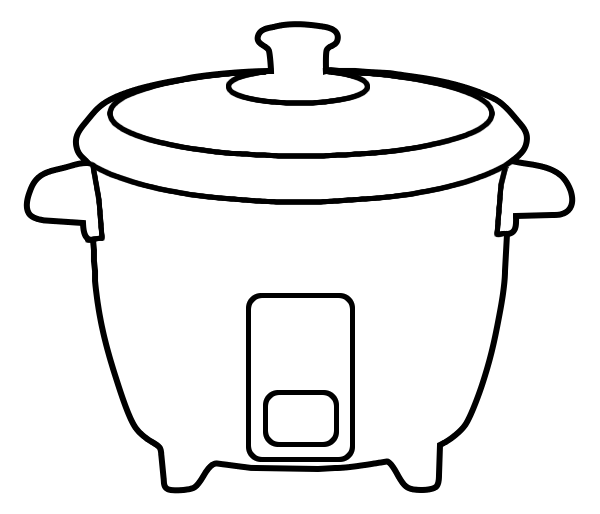 Clipart Rice Cooker 20 Free Cliparts Download Images On