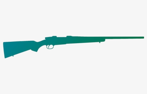 Free Hunting Rifle Clip Art with No Background.