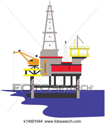 Oil rig clipart free 7 » Clipart Station.