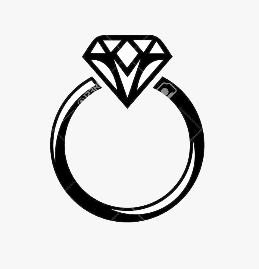 Diamond Ring Icon On Clipart Best Clip Art Collection.