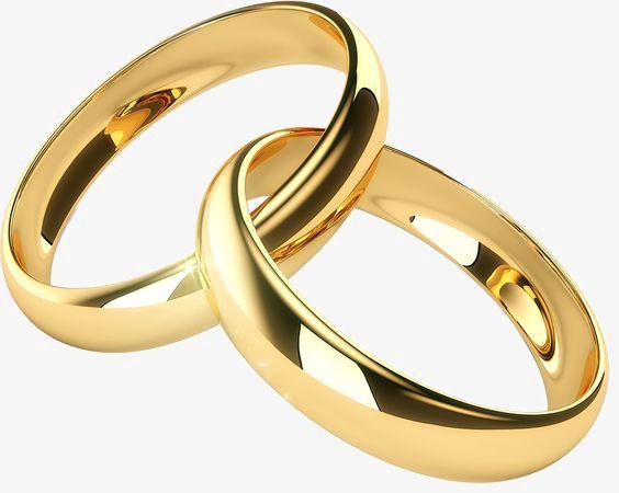 Gold Ring, Wedding Ring, Wedding Rings, Ring PNG Transparent.