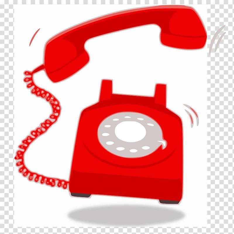Telephone call Ringing Ringtone , red love transparent.
