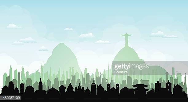 60 Top Rio De Janeiro Stock Illustrations, Clip art, Cartoons.