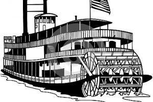 Free riverboat clipart 4 » Clipart Portal.