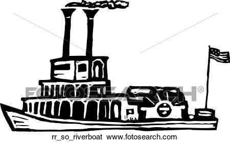 River boat clipart 6 » Clipart Portal.