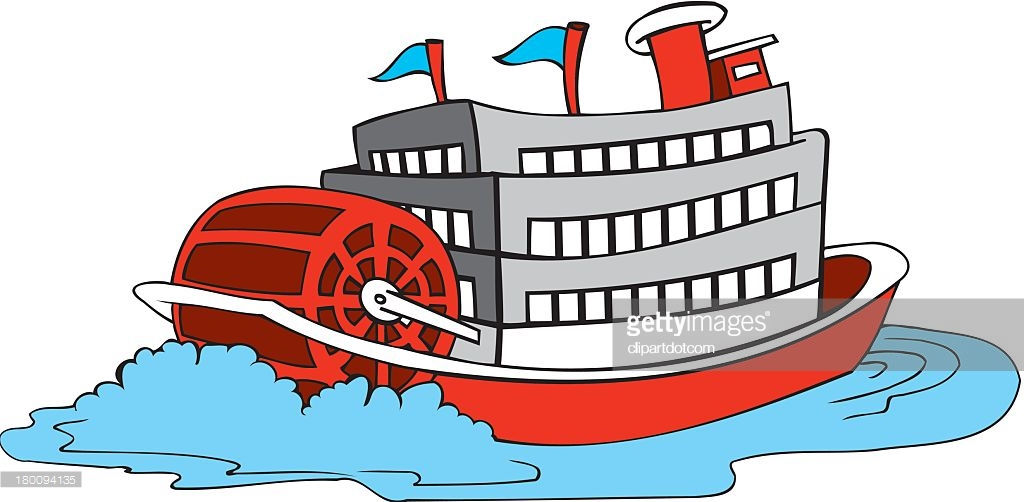 Riverboat clipart 7 » Clipart Station.