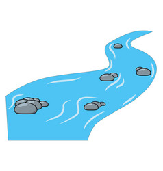 Flowing River Clipart Vector Images (35).