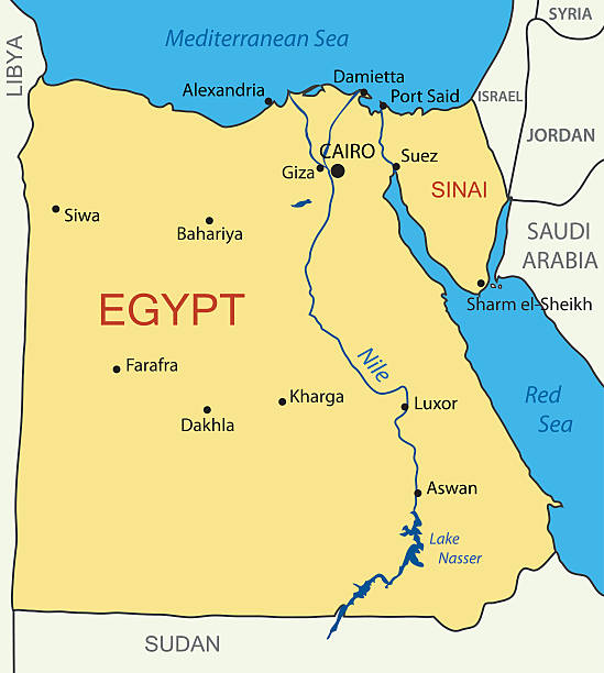 Best Nile River Illustrations, Royalty.