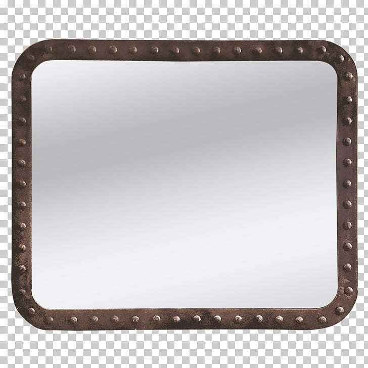 Rectangle, rivets PNG clipart.
